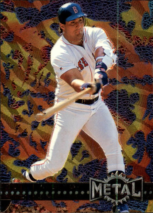 1996 Metal Universe #12 Jose Canseco