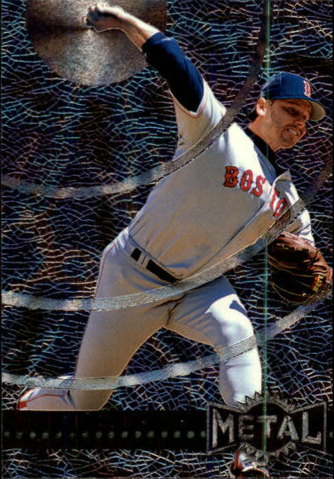 1996 Metal Universe #13 Roger Clemens