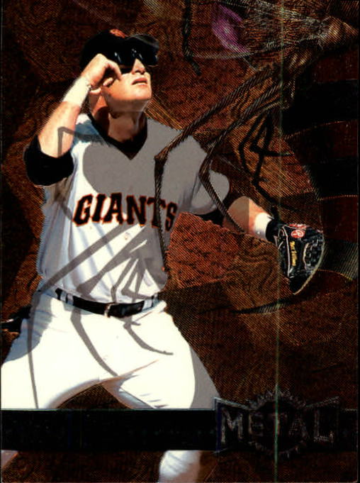 1996 Metal Universe #247 Matt Williams
