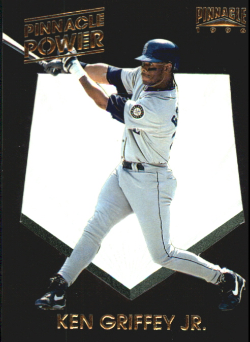 1996 Pinnacle Power #3 Ken Griffey Jr.