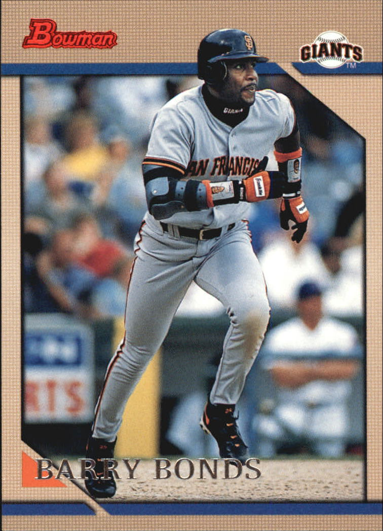 1996 Bowman #78 Barry Bonds
