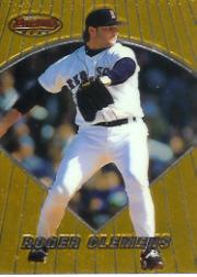 1996 Bowman's Best #33 Roger Clemens UER