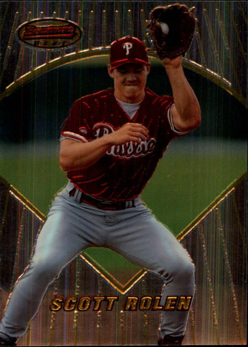 1996 Bowman's Best #145 Scott Rolen