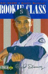 1996 Collector's Choice Silver Signature #431 Raul Ibanez