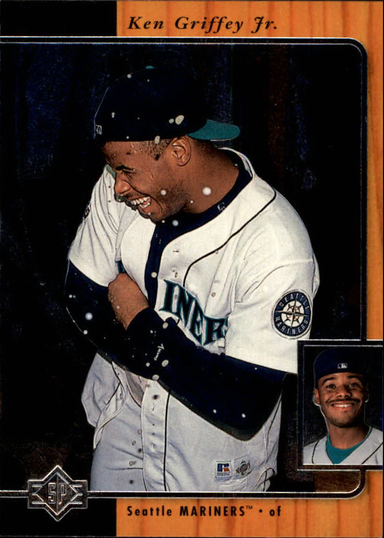 1996 SP #170 Ken Griffey Jr.