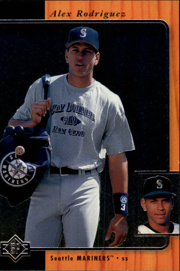 1996 SP #171 Alex Rodriguez