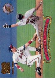 1996 Stadium Club Extreme Players Bronze #10 Chipper Jones