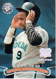 1996 Stadium Club Extreme Players Silver #119 Terry Pendleton