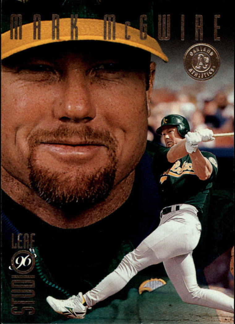1996 Studio #118 Mark McGwire