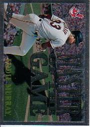 1996 Topps Chrome Masters of the Game #3 Eddie Murray