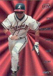 1996 Ultra Fresh Foundations #5 Chipper Jones