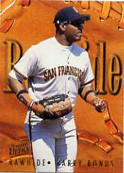 1996 Ultra Rawhide #2 Barry Bonds
