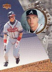 1996 Upper Deck Diamond Destiny #DD1 Chipper Jones