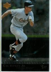 1996 Upper Deck Ripken Collection #5 Cal Ripken UD
