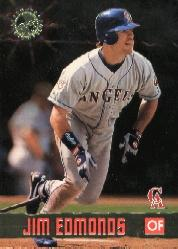 1996 Stadium Club Members Only 50 #11 Jim Edmonds