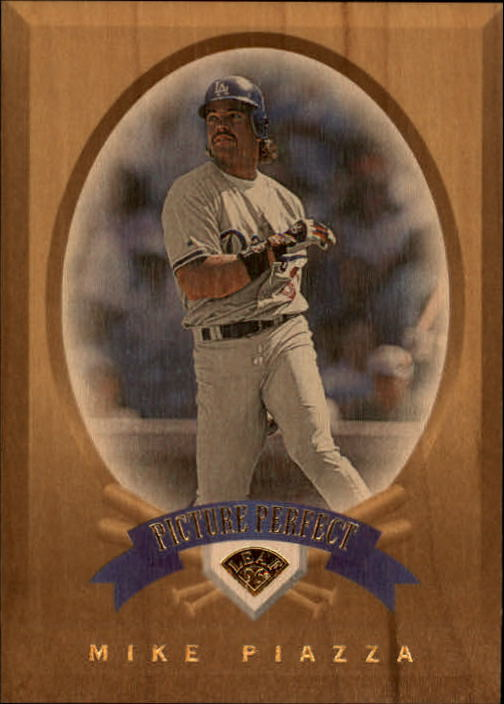 1996 Leaf Picture Perfect #10 Mike Piazza
