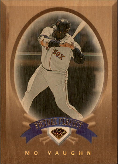 1996 Leaf Picture Perfect #11 Mo Vaughn