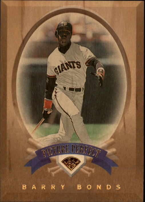 1996 Leaf Picture Perfect #12 Barry Bonds