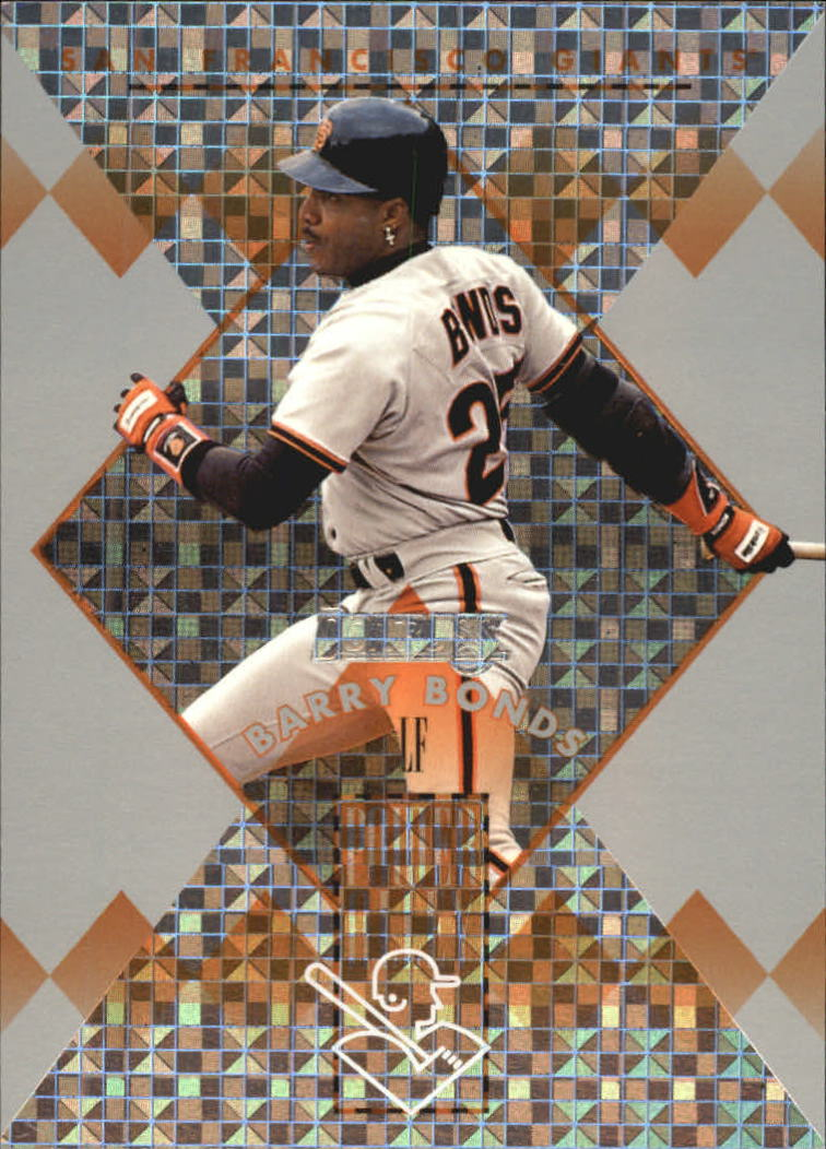 1996 Donruss Power Alley #2 Barry Bonds