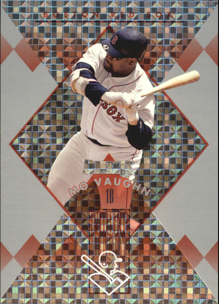 1996 Donruss Power Alley #7 Mo Vaughn