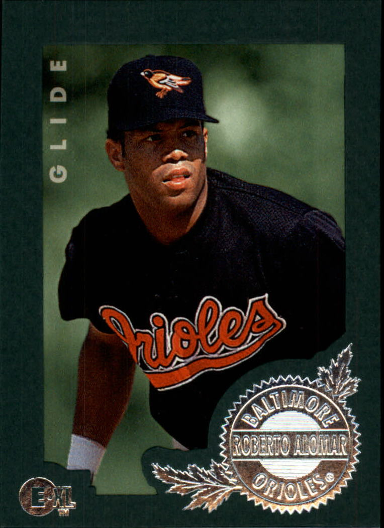 1996 Emotion-XL #1 Roberto Alomar