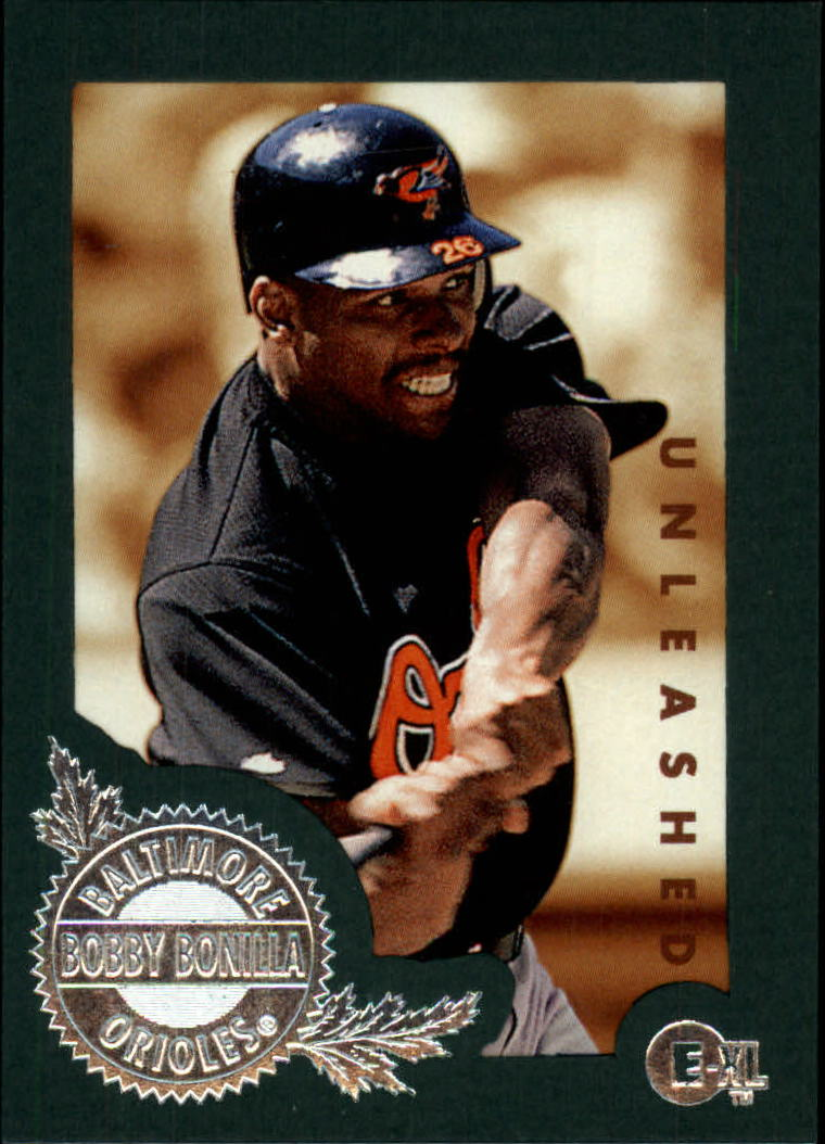 1996 Emotion-XL #3 Bobby Bonilla