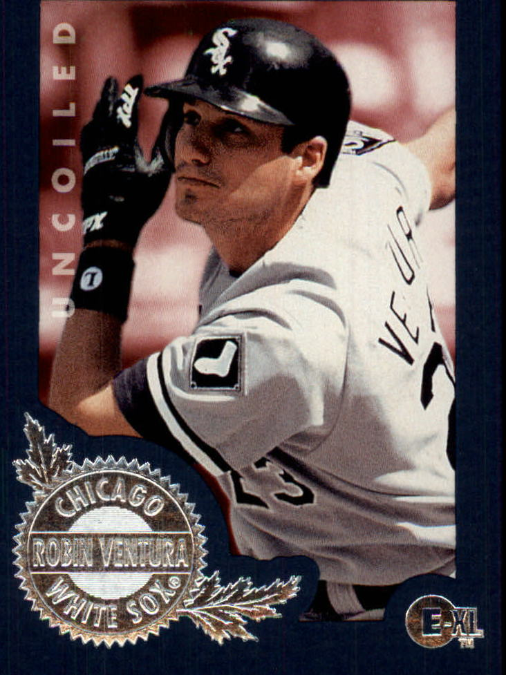 1996 Emotion-XL #43 Robin Ventura