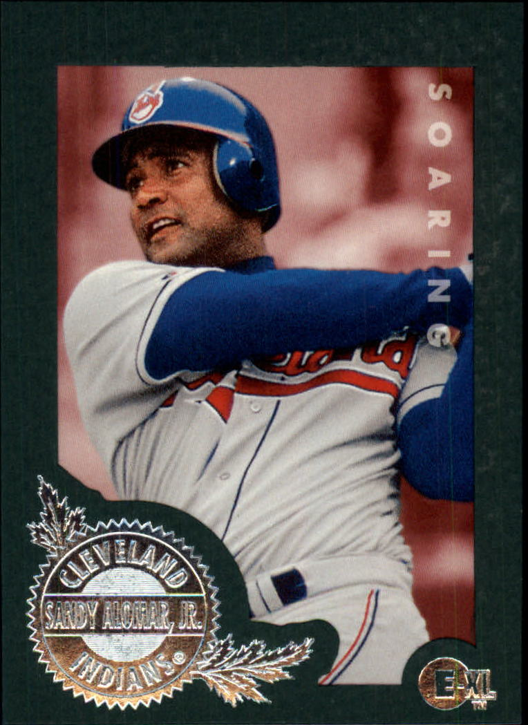 1996 Emotion-XL #44 Sandy Alomar Jr.