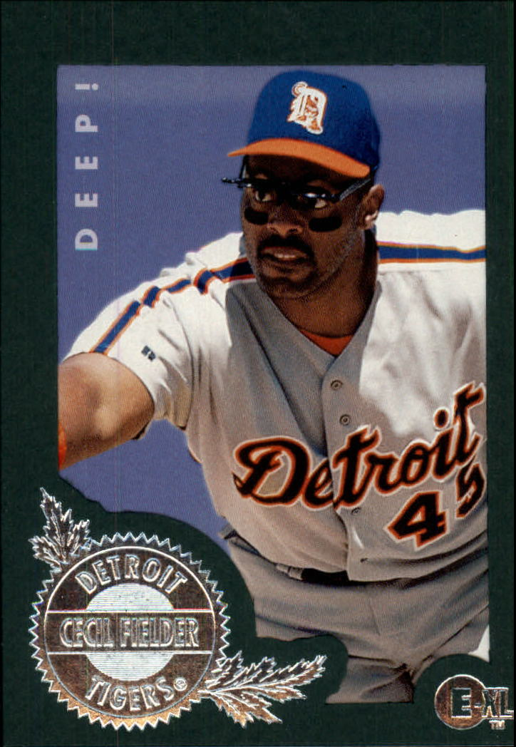1996 Emotion-XL #59 Cecil Fielder