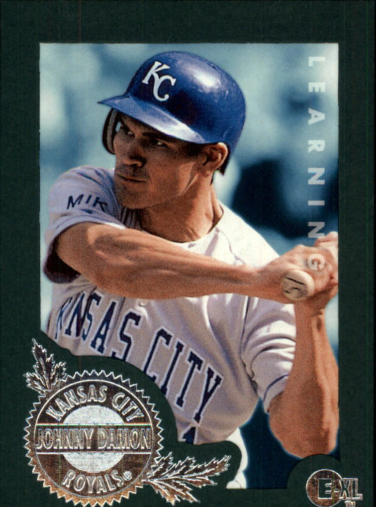 1996 Emotion-XL #65 Johnny Damon