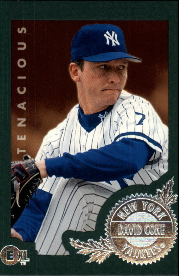 1996 Emotion-XL #88 David Cone