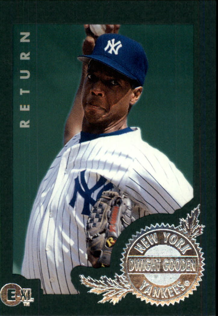 1996 Emotion-XL #89 Dwight Gooden