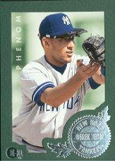 1996 Emotion-XL #90 Derek Jeter