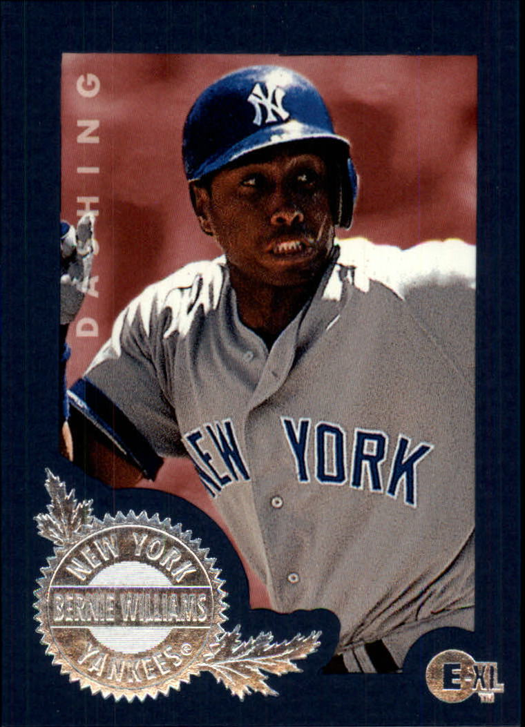1996 Emotion-XL #99 Bernie Williams