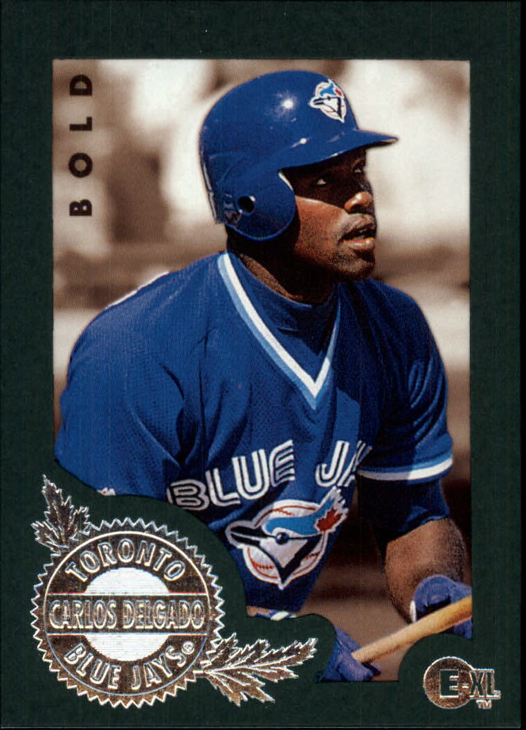 1996 Emotion-XL #130 Carlos Delgado