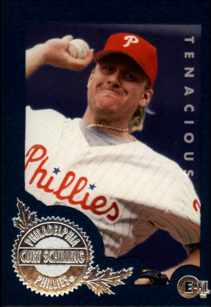 1996 Emotion-XL #249 Curt Schilling