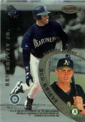 1996 Bowman's Best Mirror Image #7 K.Griff/Gwynn/Grieve/Vlad