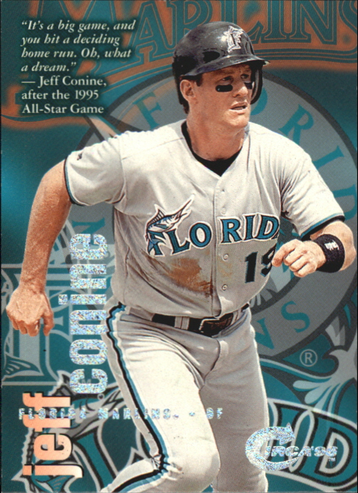 1996 Circa Rave #128 Jeff Conine