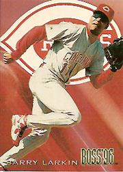 1996 Circa Boss #31 Barry Larkin