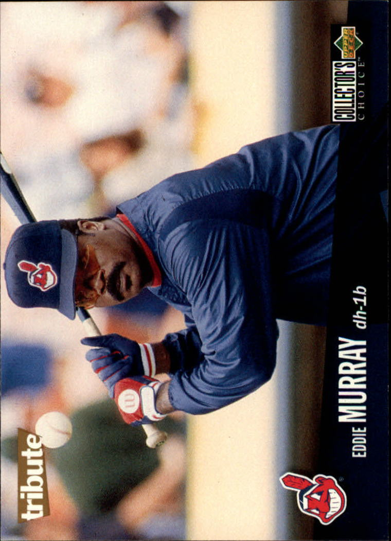 1996 Collector's Choice #124 Eddie Murray