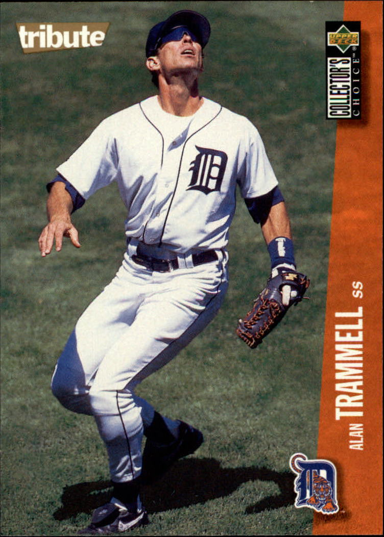 1996 Collector's Choice #145 Alan Trammell