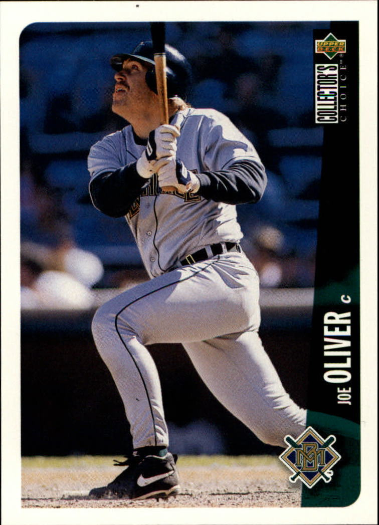 1996 Collector's Choice #194 Joe Oliver