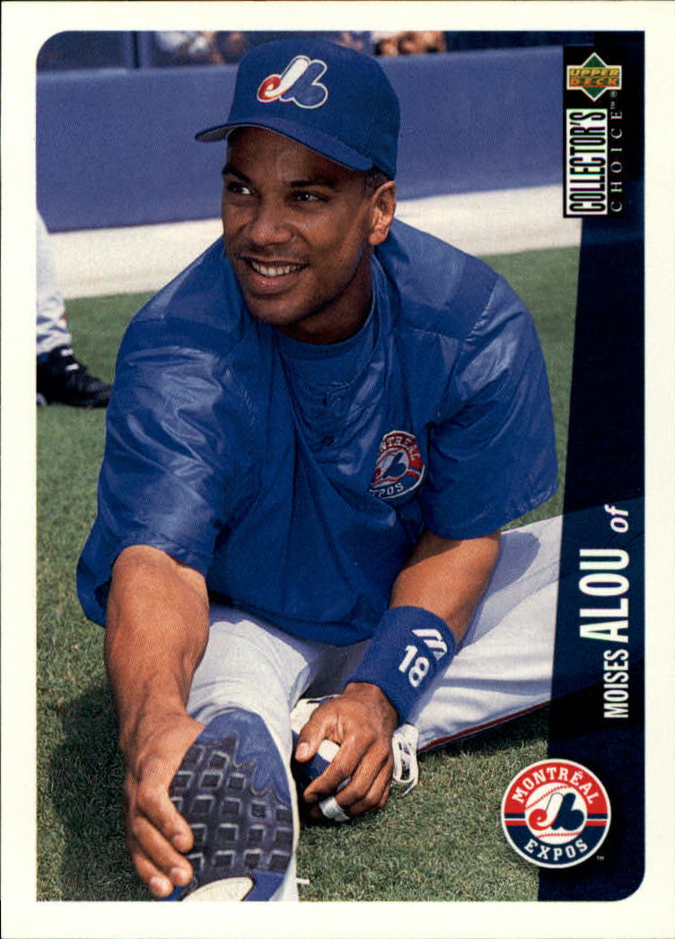 1996 Collector's Choice #209 Moises Alou