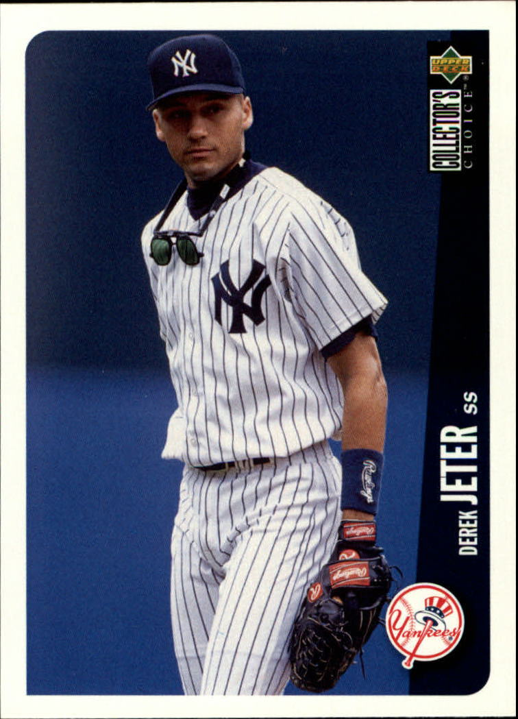 1996 Collector's Choice #231 Derek Jeter