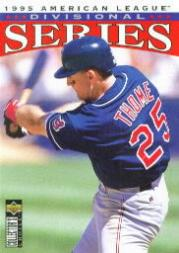 1996 Collector's Choice #367T Jim Thome TRADE