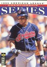 1996 Collector's Choice #382T Manny Ramirez TRADE