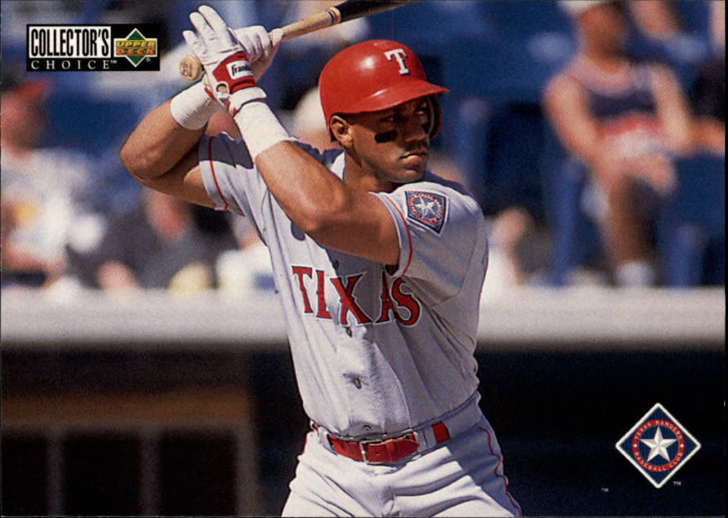 1996 Collector's Choice #417 Juan Gonzalez TC