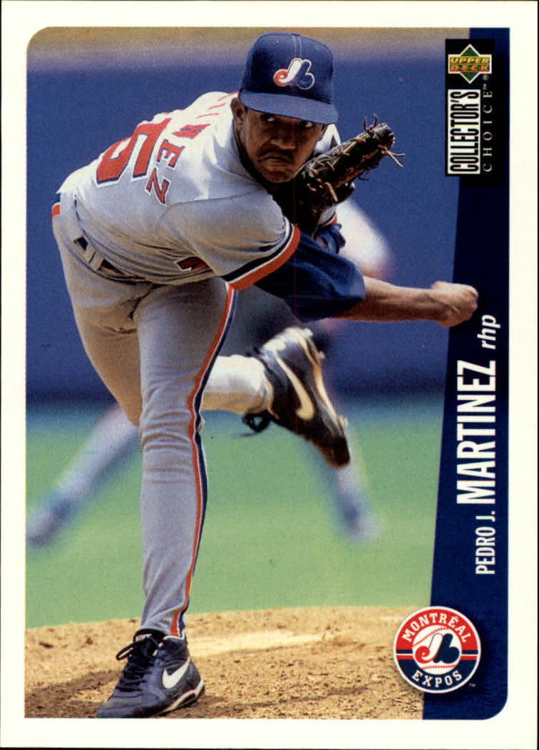 1996 Collector's Choice #610 Pedro Martinez
