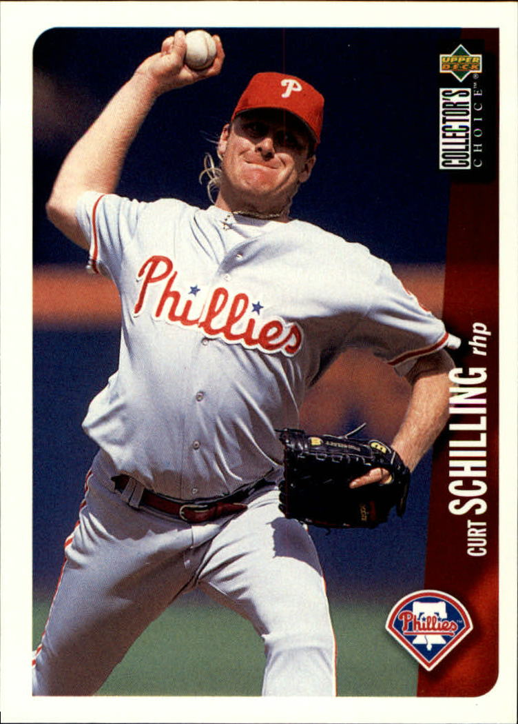 1996 Collector's Choice #672 Curt Schilling