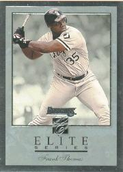 1996 Donruss Elite #69 Frank Thomas